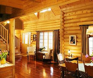 Case In Legno Interni.Canadian Log Homes Case In Legno Canadesi