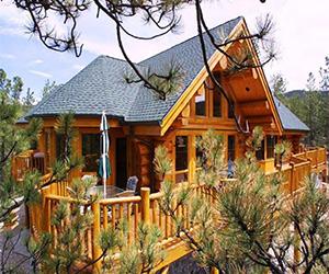 Case Di Tronchi Canadesi : Dal canada le case prefabbricatea struttura di tronchi in